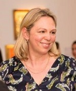 Kathryn Ward, Director of People & Performance for Guide Dogs