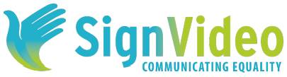 SignVideo logo