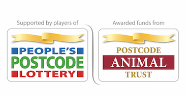 People's Postcode Lottery Animal Trust dual logo