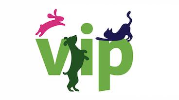Corporate partner Pets at Home VIP logo